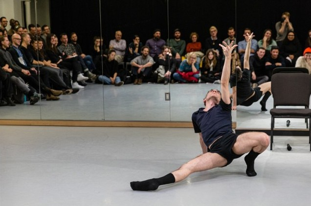 Jack Ferver brings an updated version of MON, MA, MES to American Realness and Gibney Dance's Making Space (photo by Scott Shaw)