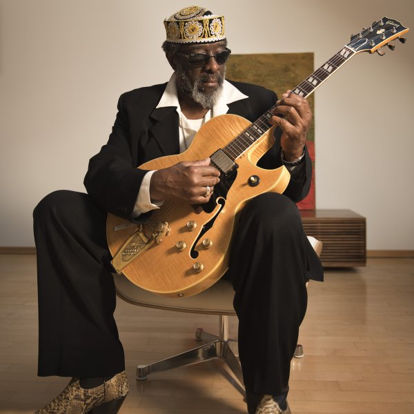 "James ""Blood"" Ulmer will be part of the Winter Jazzfest marathon this week"