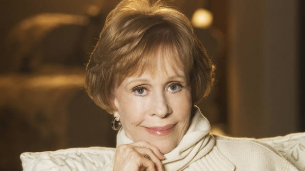 Comic legend Carol Burnett is coming to the Beacon for two audience-based shows in September