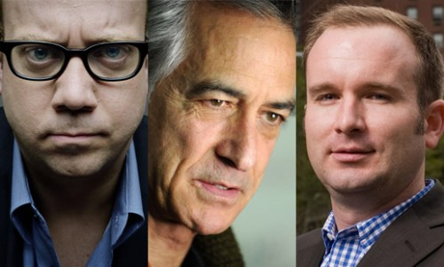 Paul Giamatti, David Strathairn, and Bryan Doerries team up for special event at the 92nd St. Y