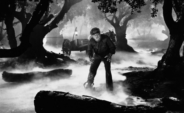 Lon Chaney Jr. does some terrible things in 1941 horror classic