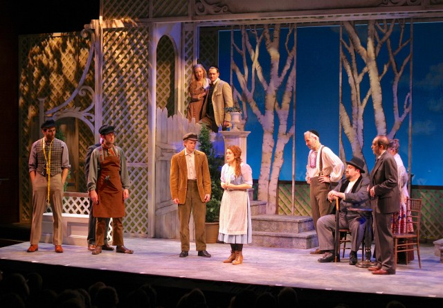 MCNY event will go behind the scenes of the making of classic Yiddish musical THE GOLDEN BRIDE (photo by Ben Moody Cameron Johnson)
