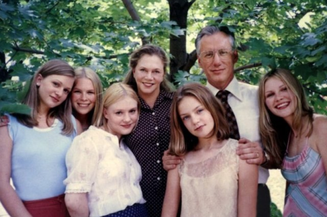 A family is torn apart by tragedy in THE VIRGIN SUICIDES