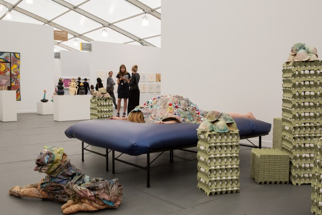 Frieze will feature free tours and conversations on collecting, among other programs