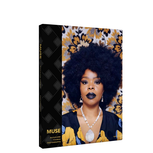 Mickalene Thomas will be at 1:54 to discuss and sign her new book