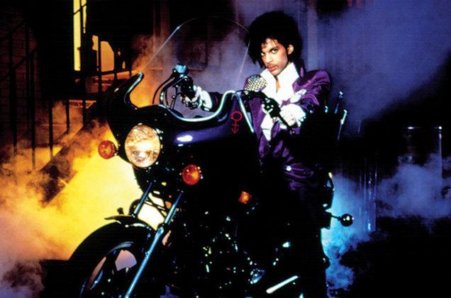 Prince will pull into Brooklyn Bridge Park for free screening of PURPLE RAIN on July 21