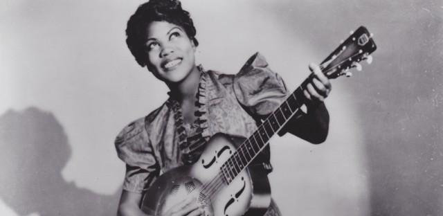 Ring the Golden Bells: Celebrating 101 Years of Sister Rosetta Tharpe kicks off New York Guitar Festival on May 8