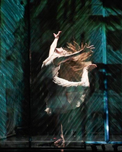 RIOULT Dance NY  presents world premiere of CASSANDRAS CURSE at the Joyce (photo by Eric Bandiero)