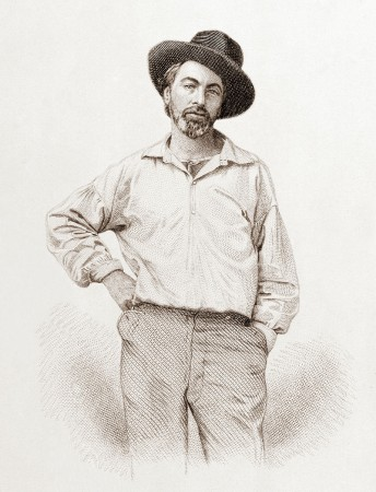 One-man show honors the legacy of Walt Whitman
