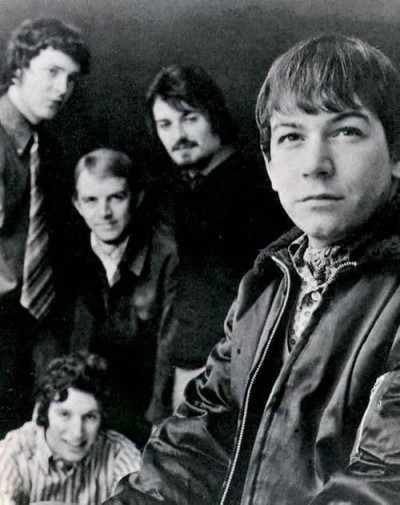 Eric Burdon and the Animals back in the British Invasion days