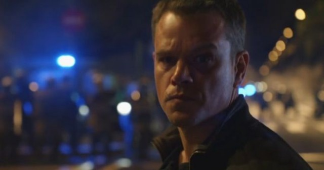 Matt Damon reprises his role as Jason Bourne in reunion with Paul Greengrass