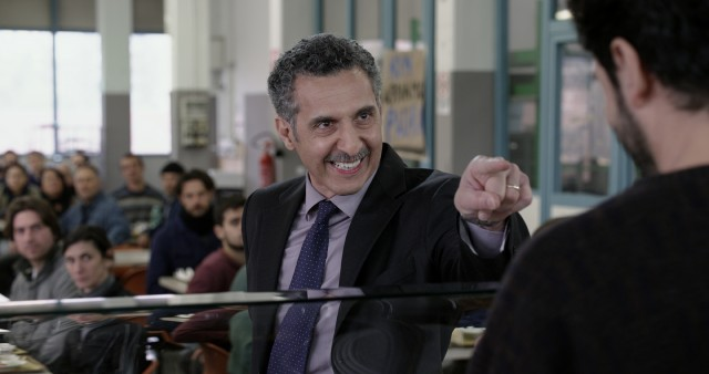 John Turturro is a problematic actor in
