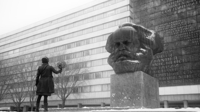 Documentary looks into Stasi control of Karl Marx City