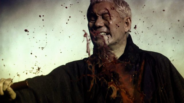 Takeshi Kitano wrote, coedited, directed, and stars in update of Zatoichi legend