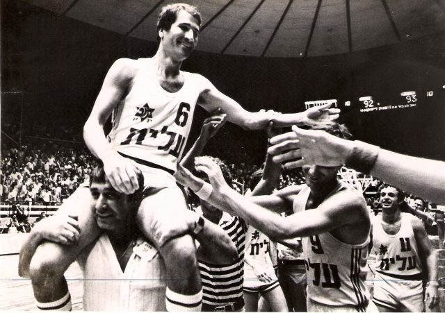 Jersey's Tal Brody gave up potential NBA career to help lift Israeli team to glory in 1977