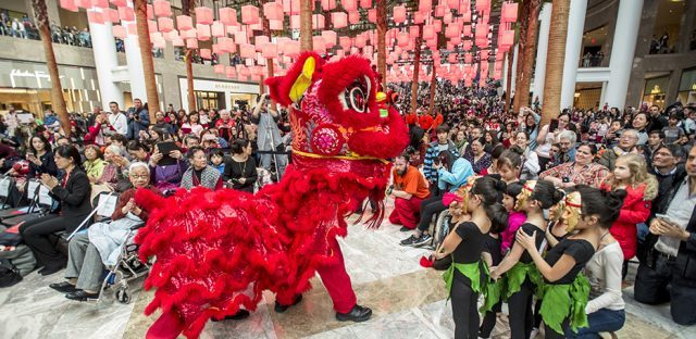 The Year of the Rooster will be celebrated at Brookfield Place and other locations over the next several weeks