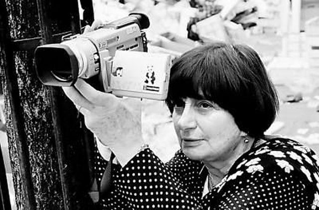 French legend Agnès Varda will discuss her life and career as a visual artist at FIAF