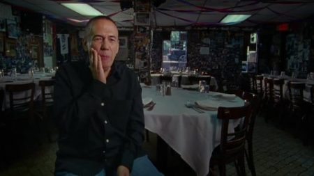 Gilbert Gottfried is one of many comedians discussing humor and the Holocaust in THE LAST LAUGH