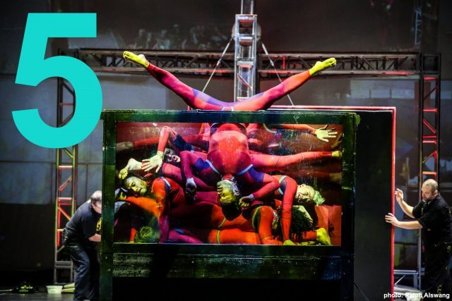 The countdown is on until STREB: SEA returns to Brooklyn