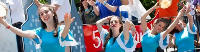All are welcome at Celebrate Israel Parade on June 4