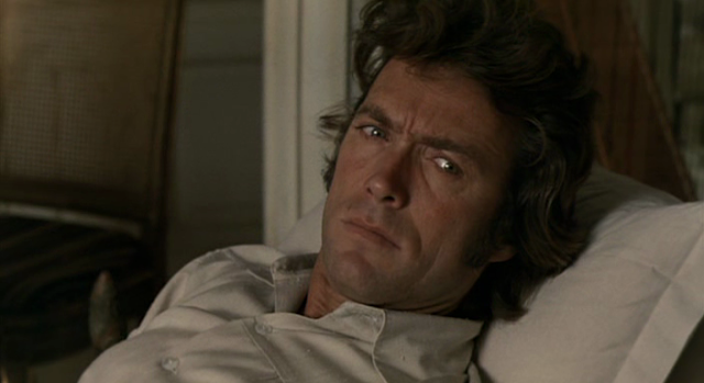 Clint Eastwood in The Beguiled