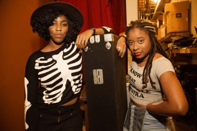 2 Dope Girls will be performing at the Bell House as part of the New  York Comedy Festival