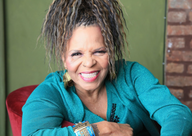 Ntozake Shange (photo © Adger Cowans 2015)