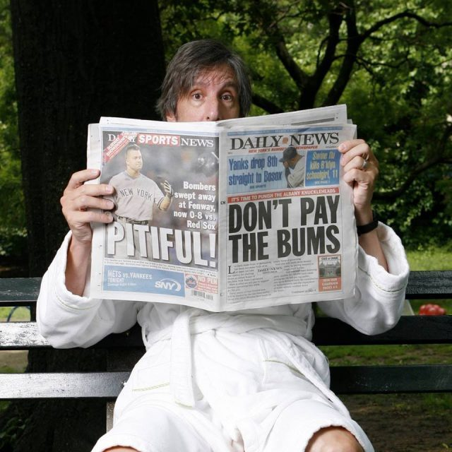 Andy Borowitz will behave badly at literary Selected Shorts show at Symphony Space on