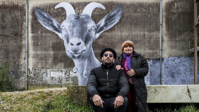 JR and Agnès Varda have a blast in the masterful Faces and Places