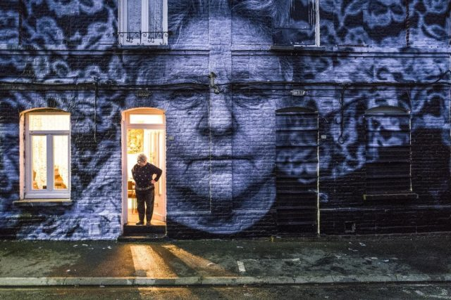 Cinematic collaboration between Agnès Varda and JR results in stunning visions of humanity