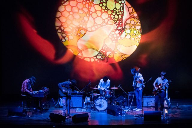The Joshua Light Show celebrates half a century of psychedelic grooviness with a pair of shows at the Skirball Center