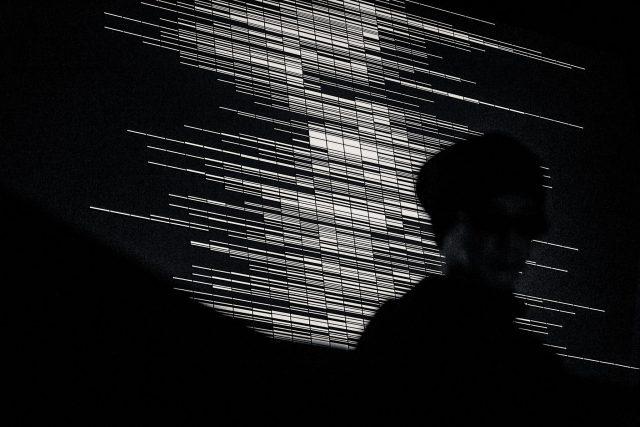 Supercodex [live set], 2013, © Ryoji Ikeda photo by Ryo Mitamura