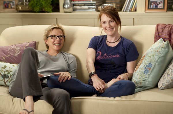 Annette Bening and Julianne Moore are both delicious in