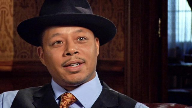 Terrence Howard is one of the performers singing the praises of Manhattan Plaza in Miracle on 42nd Street)