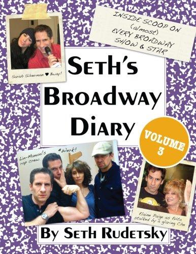 seths broadway diary