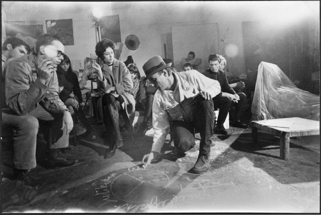 Joseph Beuys. (Image copyright zeroonefilm_bpk_Stiftung MuseumSchloss_Moyland_UteKlophaus)