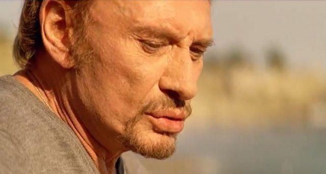 French pop icon Johnny Hallyday stars as an alternate version of himself in Jean-Philippe