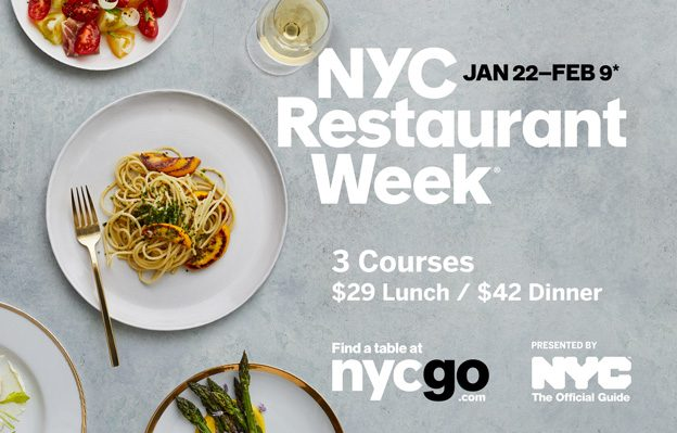 winter restaurant week 2018