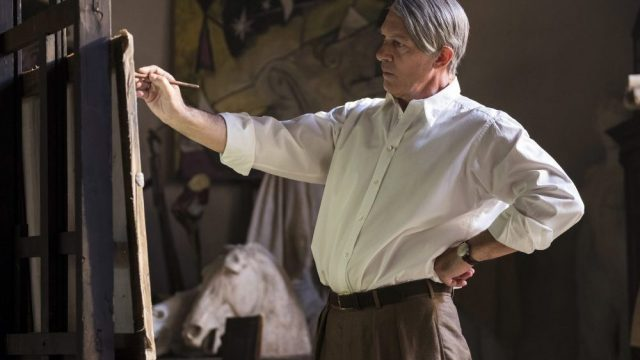 Antonio Banderas will be at the Tribeca Film Festival to discuss his portrayal of Pablo Picasso in Genius: Picasso
