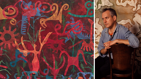 New monograph on Philip Taaffe kicks off discussion on contemporary painting at the Cooper Union