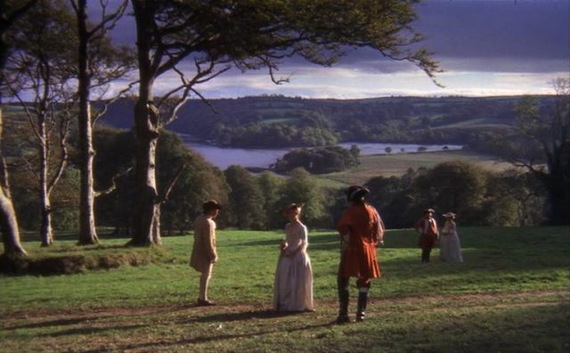 The sumptuous Barry Lyndon is a treat for the eyes and ears