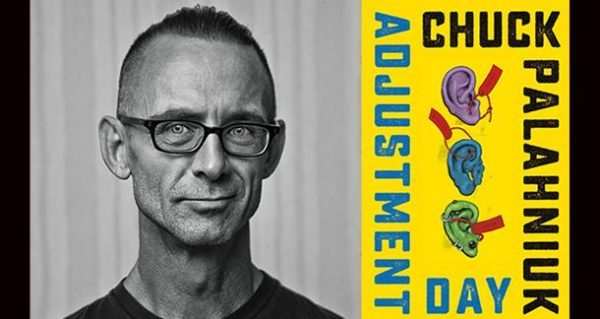 Chuck Palahniuk will be signing copies of Adjustment Day at BookCon