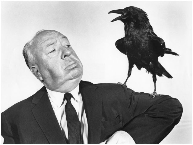 Alfred Hitchcock The Birds is part of Greek festival inspired by Aristophanes