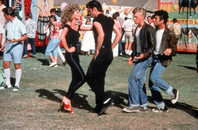 Olivia Newton-John and John Travolta will help you through those hot summer nights in Astoria Park on June 14