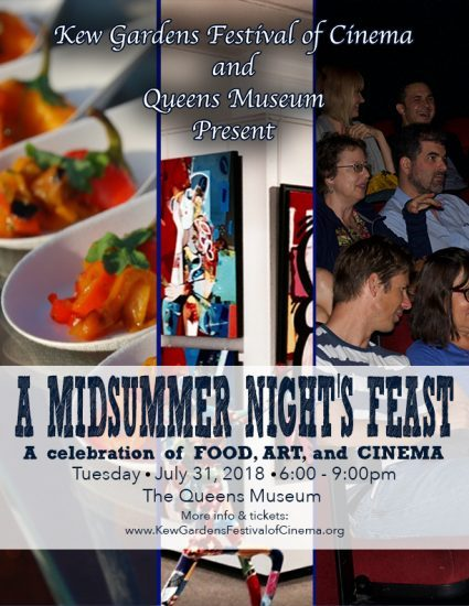 midsummer nights feast