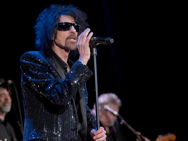 Peter Wolf will play a free show at Lincoln Center Out of Doors festival on August 3