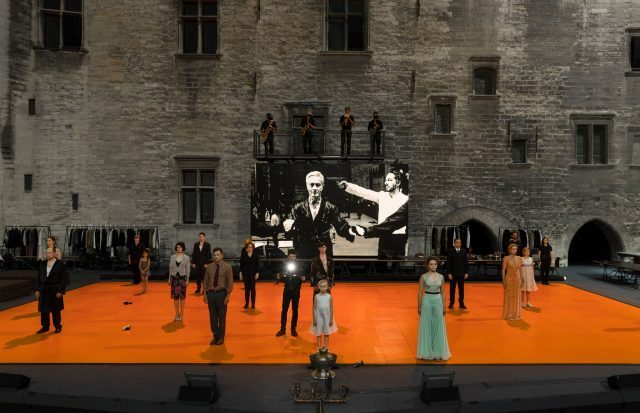 Ivo van Hove's The Damned runs at the Park Avenue Armory July 17-28 (photo by Jan Versweyveld)