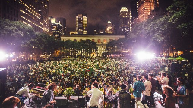 Bryant Park Emerging Music Festival returns for fourth year Friday and Saturday