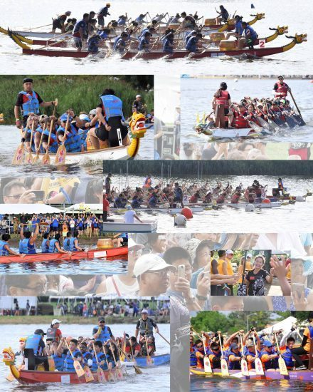 Hong Kong Dragon Boat Festival returns to Queens for its twenty-eighth season