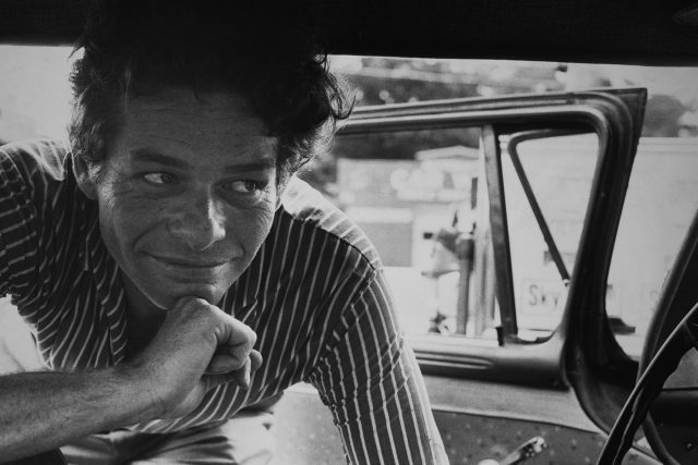 Portrait of Garry Winogrand. Credit: Judy Teller